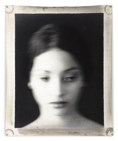 "les-sources-du-nil: "" Jeff Cowen Emmanuella, Gold Toned Silver Print, 2005 """