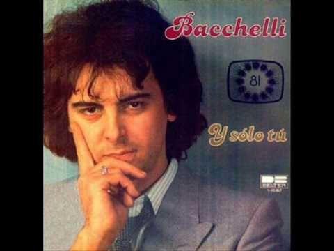 BACHELLI - Y SÓLO TU - EUROVISION CONTEST 1981 - SPAIN SONG