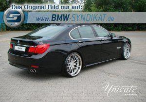 BMW 7er 730d (F01) von Unicate Deutschland [ Automobil- und BMW ...