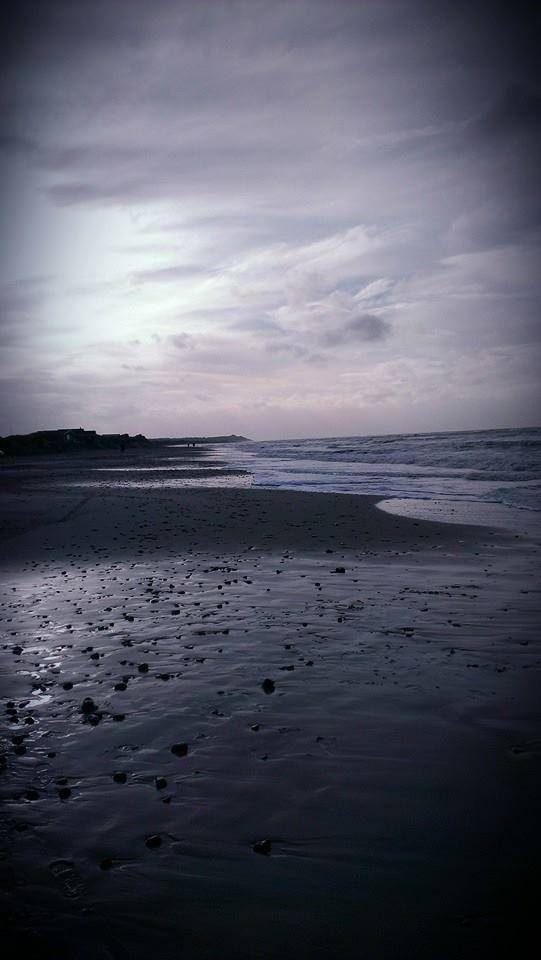Between heaven and sea