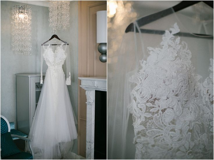 Nora Sarman wedding dress #norasarman #bridalmirage