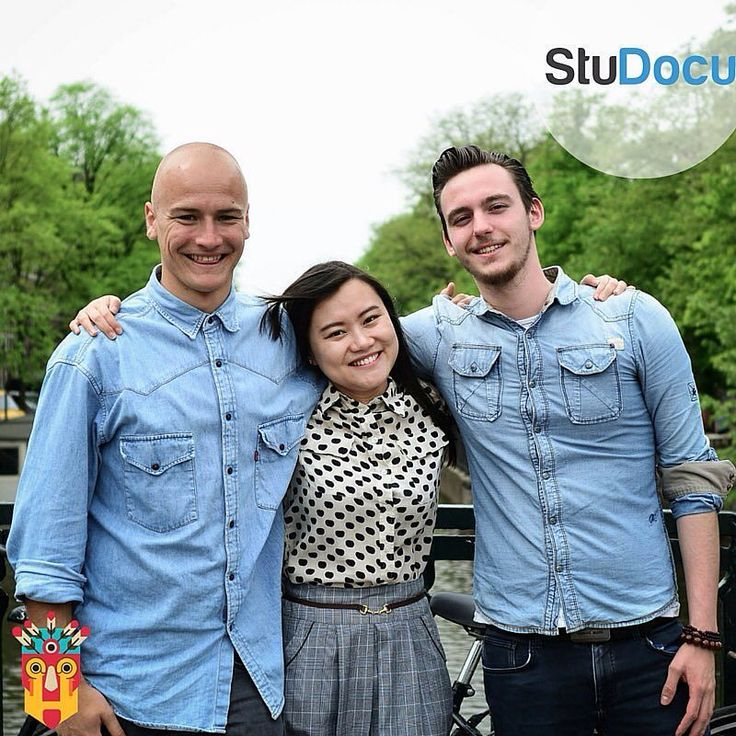 Denim on denim! Meet our third group of graduates: Angus Ariel and Jeddi! Team #Studocu ! ----------------------------------------- #myteam #graduate  #growthtribe #growthhacking #growth #growthhacks #growthhacker #growthhackers #socialmediatips #smtips #smm #agency #marketing #startup #leanstartup #startups #amsterdam #smallbiz #whereiwork #mycreativebiz  #startuplife #creativelifehappylife #makersgonnamake  #thehappynow #netherlands #nederland #medicineman #entrepreneurship #entrepreneur…