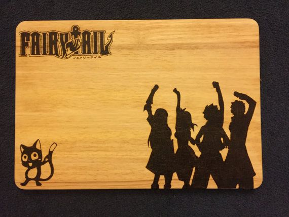 Large Fairy Tail Hand Burned Strongest Team by FrodoInWonderland
