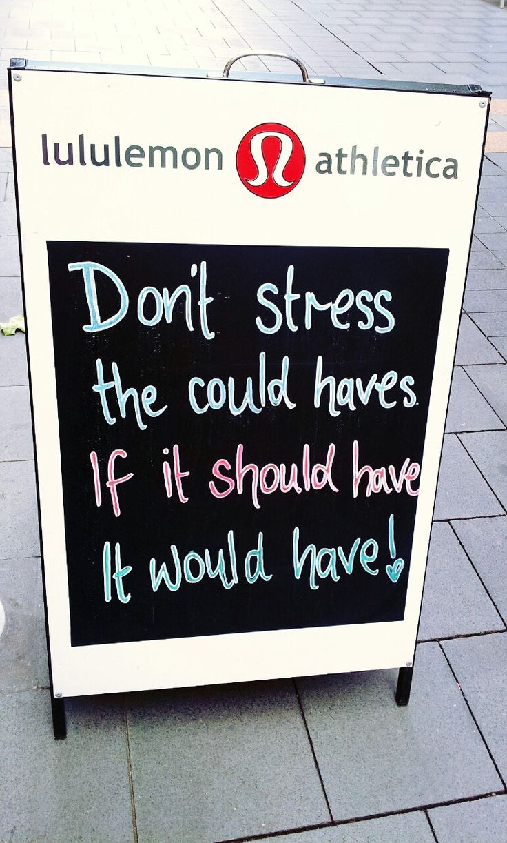 richkidsknowbest:  sherry-blossom:  This is a very comforting quote, love it.   Lululemon is the greatest