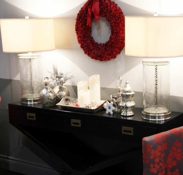 Union Lighting Lamps, as seen at The Interior Decorating Show. http://pinterest.com/intlhomeshow/