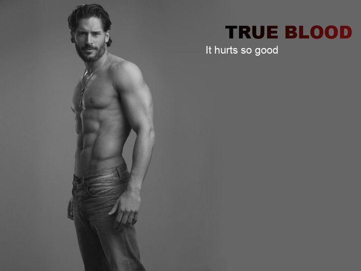 what a werewolf should look like... True Blood yeah!