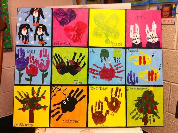 Ideas For Calendar Art : Best images about calendar art ideas on pinterest