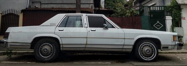 masini vechi americane,Mercury Grand Marquis