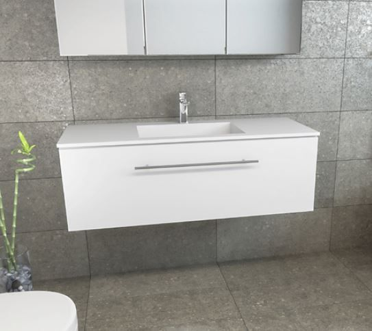 Fienza Manu vanity available from White Bathroom co