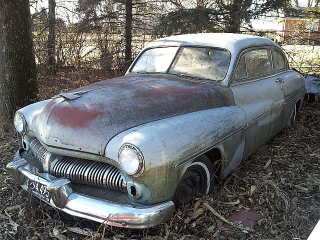 1950 mercury coupe we 39 ve all got wheels pinterest for 1950 mercury 2 door for sale