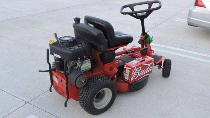 Florida man accused of riding lawn mower while drunk