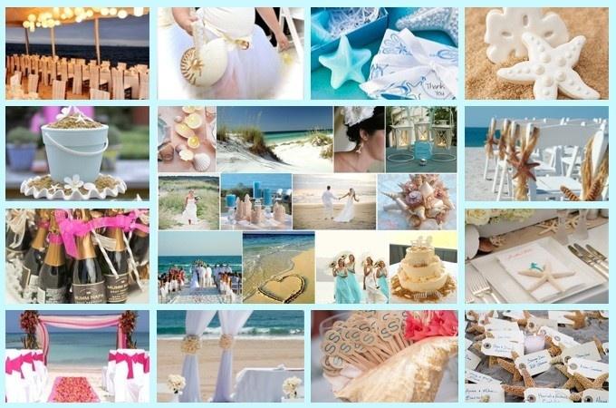 Romantik Plaj Düğünleri