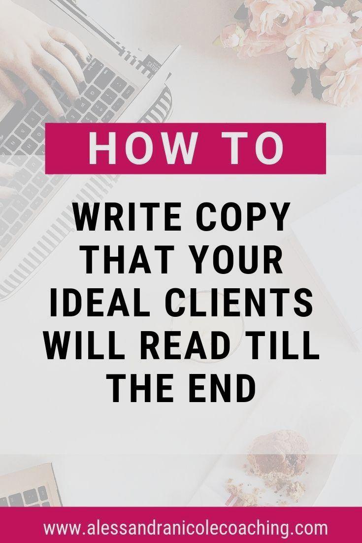 Copywriting Tips and Tricks   Copywriting portfolio, Copywriting ...