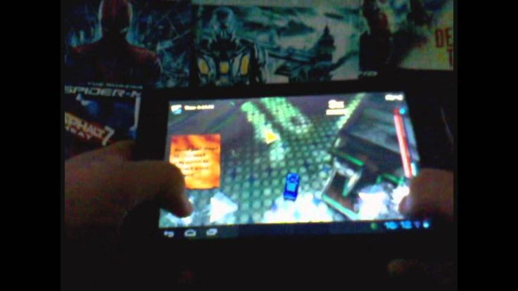 Gameplay GEARS & GUTS на Acer Iconia Tab A100 (+playlist)