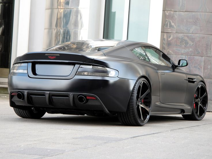 My Dream Car Aston Martin DBS Superior Black
