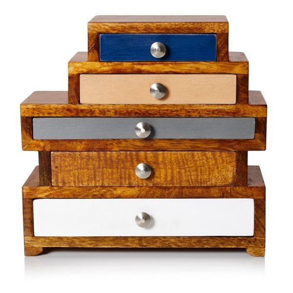 This is lovely and would sit perfectly on my chest of drawers - Five Drawer…