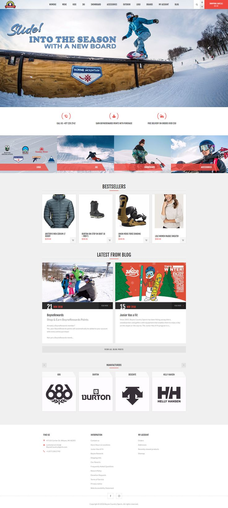 Like this template? You can set up an online store with