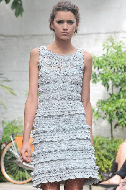 Crochet Knitting - Вязание на спицах и крючком!: Vanessa Montoro - коллекция 2012!