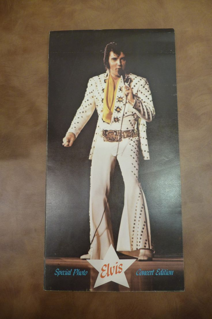Elvis presley then amp now 25th anniversary collector s edition ebay - P1160226 Elvis Presley