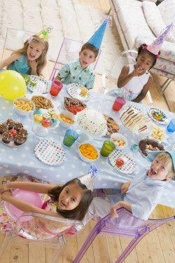 Come organizzare una fantastica festa per i bambini