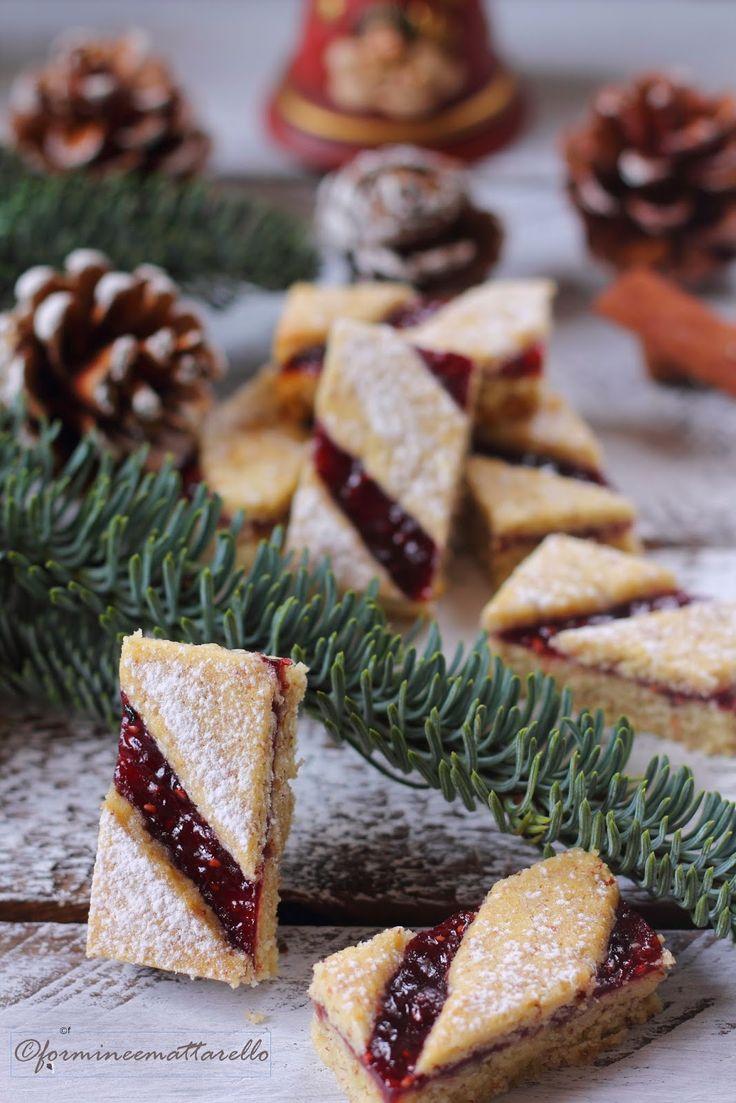 Formine e Mattarello: biscotti di natale