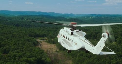 used sikorsky luxury helicopter with Sikorsky S 92 on This Helicopter That Will Replace Marine One 2017 8 in addition Sikorsky S 76 as well 5 Of The World S Most Luxurious Private Helicopters together with Snopes   Fa 37 additionally Vh 34d Marine One Helicopter.
