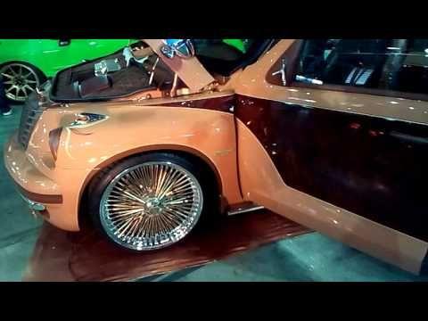 Chrysler PT Cruiser - Tuning - YouTube