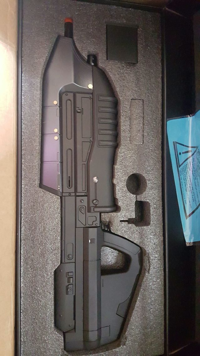 Halo Assault rifle
