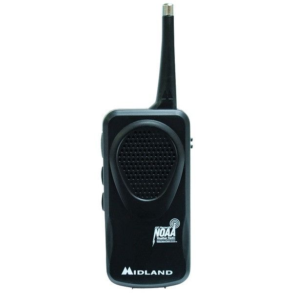 Midland HH50B Portable Pocket Emergency Weather Alert Radio