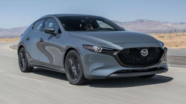 2020 Mazda 3 Hatchback Mazda 3 Hatchback Mazda Hatchback