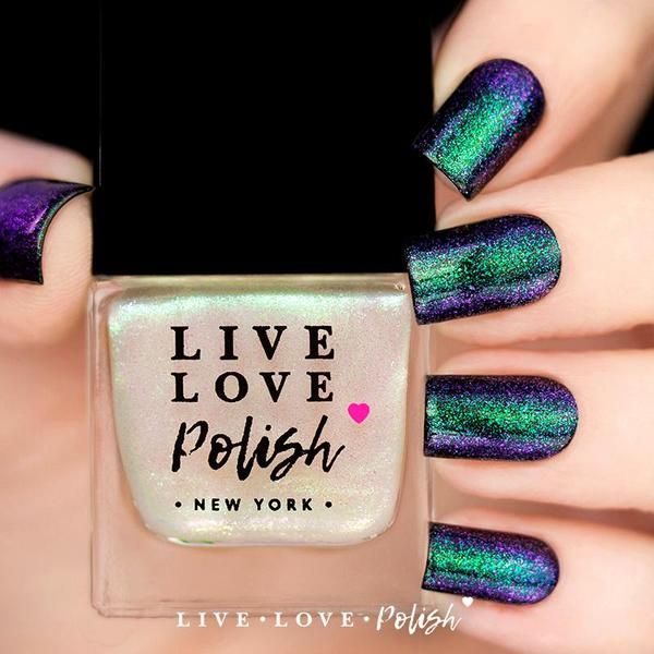 Basilisk Nail Polish (The Mythicals Collection) | Live Love Polish