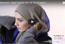 Tutoriel Hijab: 2 Styles Simples, Rapides Et faciles À Faire