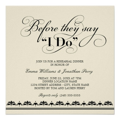 Best 25+ Rehearsal dinner invitations ideas on Pinterest - dinner invitation template
