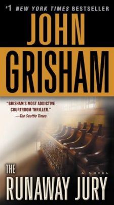 A Book Review on The Runaway Jury by John Grisham