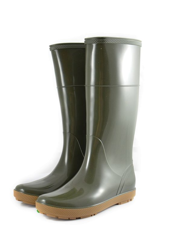 #Hawai #Lady #Wellies #stylish with #olive color, special for work in #rainy days. #Comfortable #designed for #woman's
