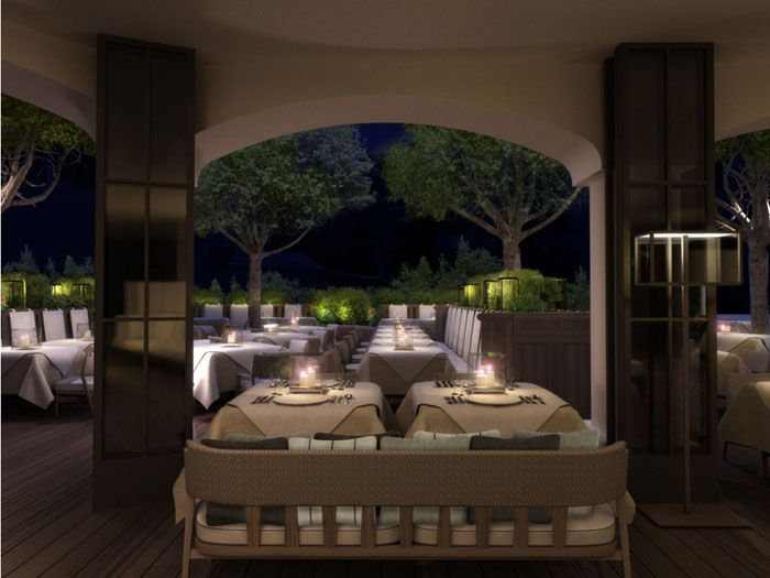 Alain Ducasse opens new restaurant at Byblos, St Tropez | Life In Luxury