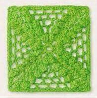 Patron #1232: Carpetita a Crochet | CTejidas [Crochet y Dos Agujas]