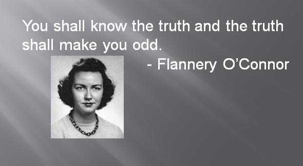 Flannery O'Connor Redux