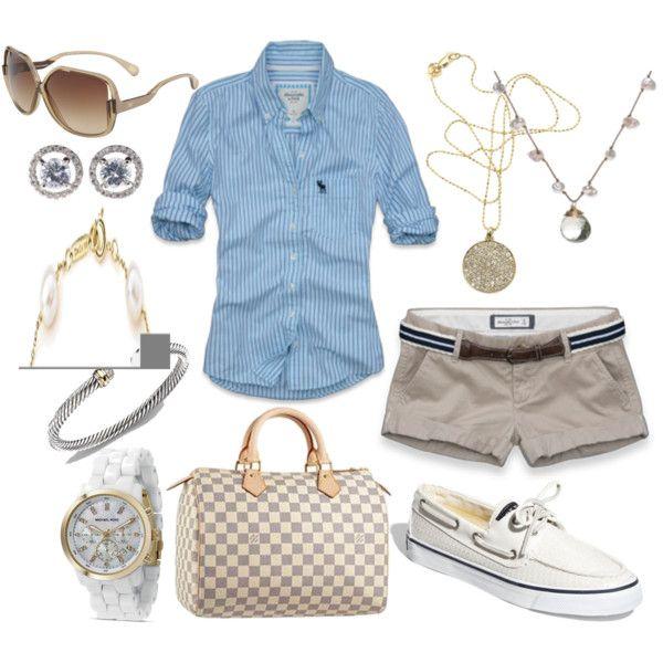 Menos es mas, colores simples, accesorios elegantes y puedes verte casualmente perfecta!