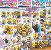 Stickers del cartone animato I Minions. http://s.click.aliexpress.com/e/Ii6UbyR