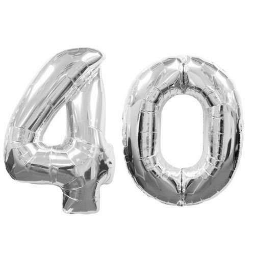 Hey, I found this really awesome Etsy listing at https://www.etsy.com/listing/523106235/giant-40-inch-40-balloon-number-silver