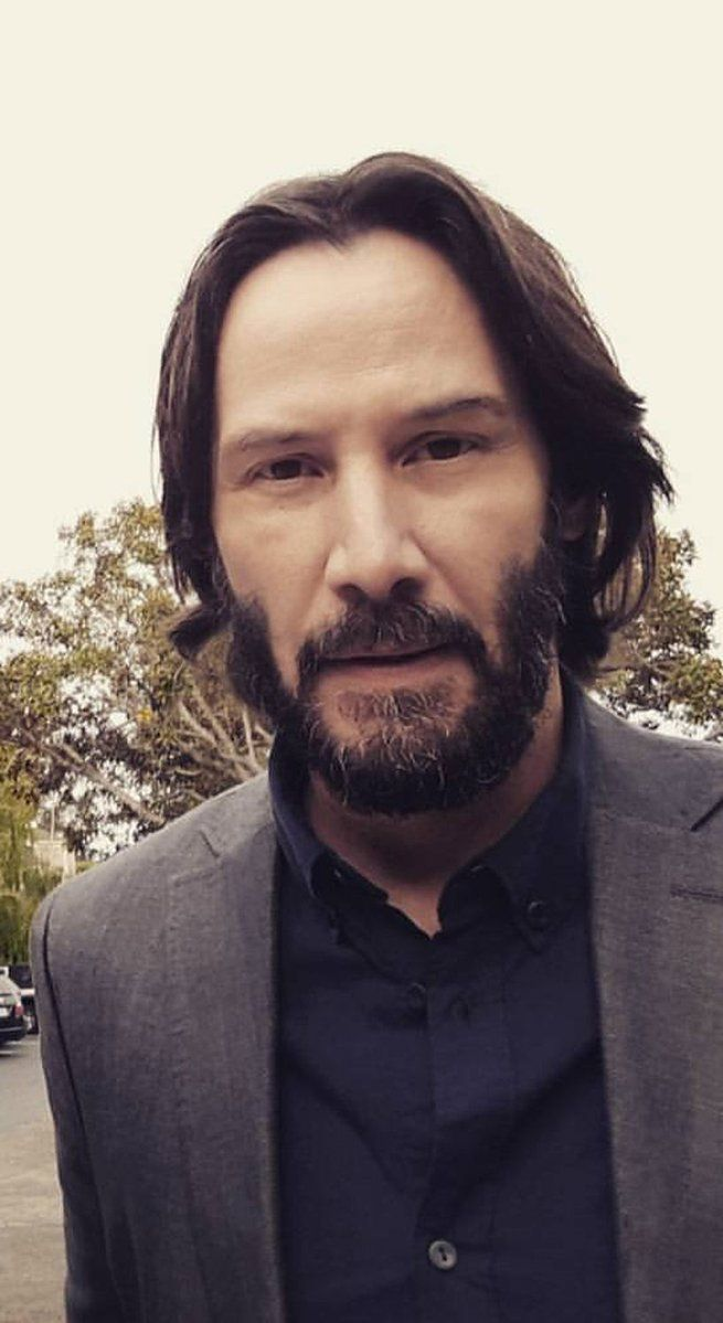 Keanu Reeves out and about 1st August 2017