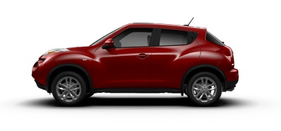 Nissan Juke Sport Cross vehicle.