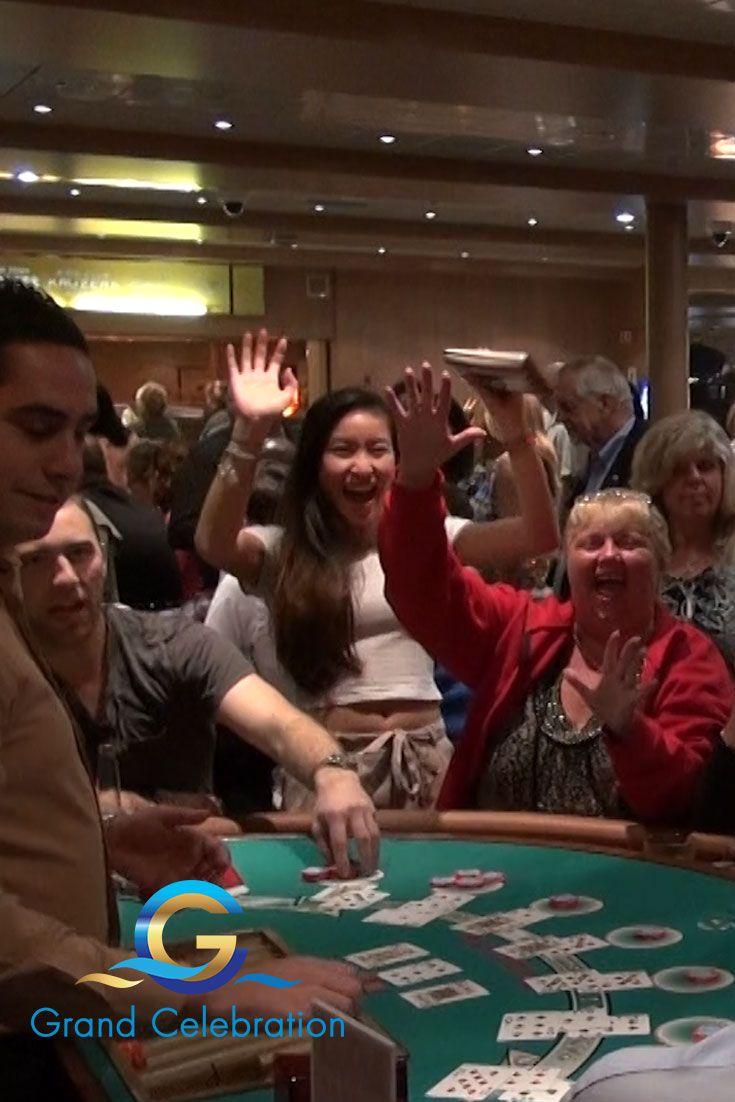 Casino at the Grand Celebration Live #grandcelebrationlive #GCL #GrandCelebrationLive #cruiserand Celebration Live