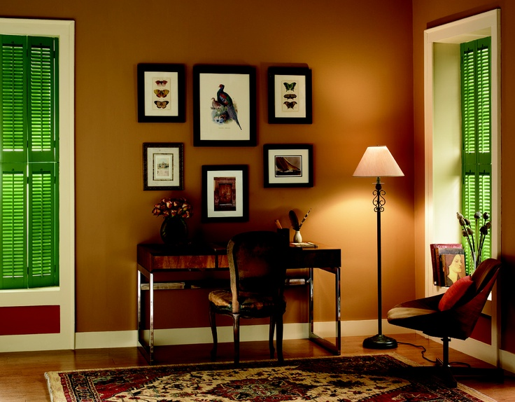 Rust Benjamin Moore And Bold On Pinterest