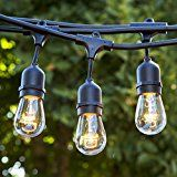 #DailyDeal Outdoor String Lights: 48 ft, Weatherproof, 15 Sockets, Black, 16 11S14 Incandescent Bulbs...     List Price: $129.99Deal Price: $53.95You Save: $46.04 (46%)TRANSPORT YOURSELF TO YOUR https://buttermintboutique.com/dailydeal-outdoor-string-lights-48-ft-weatherproof-15-sockets-black-16-11s14-incandescent-bulbs-included/