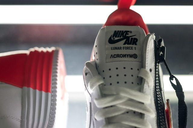 Кроссовки Nike Lunar  Force 1 SP каждый день купить