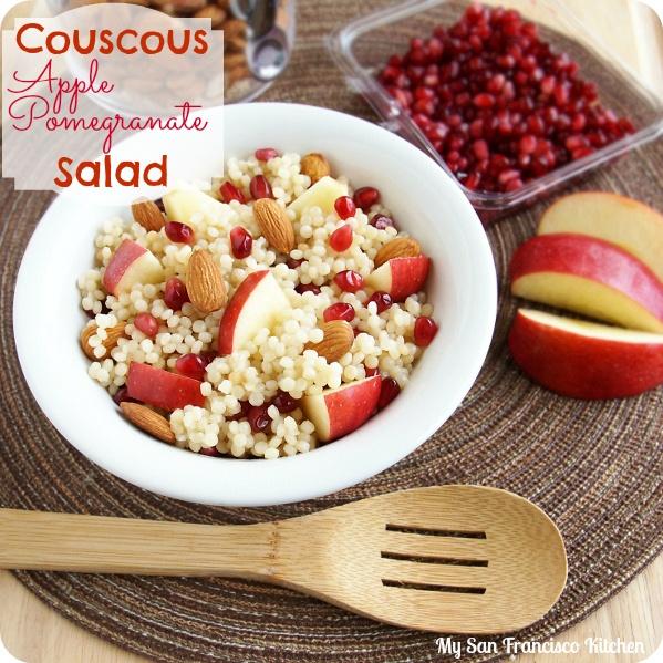 ... on Pinterest | Pomegranates, Pomegranate seeds and Pomegranate salad