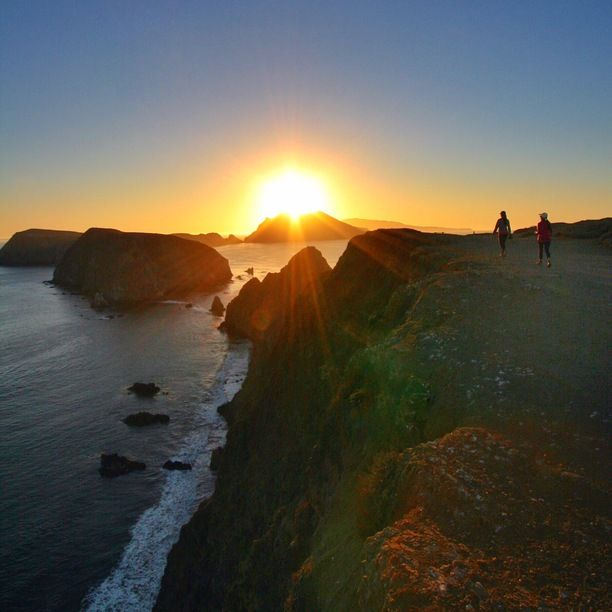Inspiration Point, Ventura County, California — by Bernini. Channel Islands #NationalPark doesn't get as many crowds as the others. We were the only ones on the entire island...