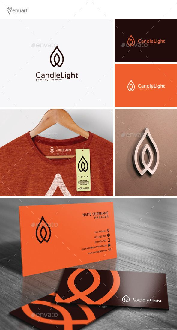 Logo Template Features A great and simple logo CMYK Editable and resizable vector files Editable text and color Included AI, PSD a